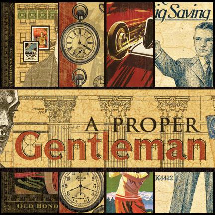 G45 a proper gentleman