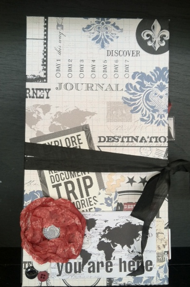 Flip travel book 1