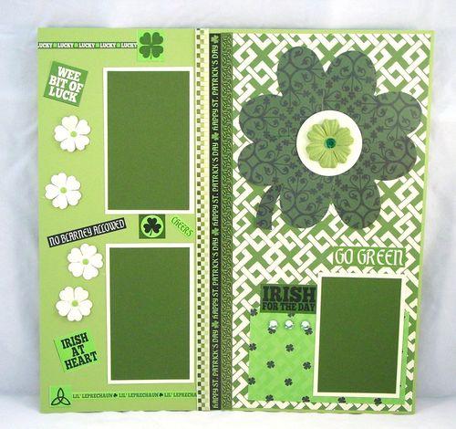 St Patrick's Day Idea